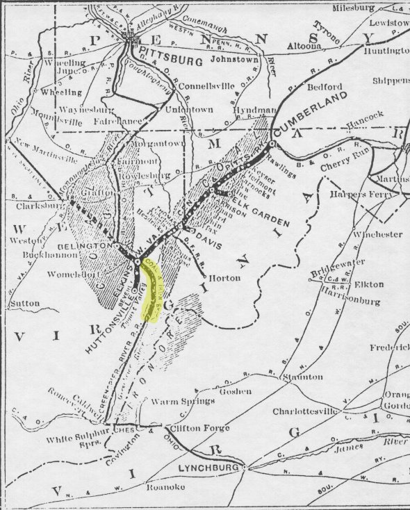 West Fork Trail History